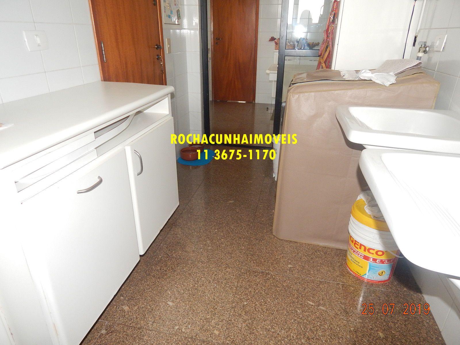 Apartamento Perdizes, São Paulo, SP Para Alugar, 4 Quartos, 173m² - LOCACAO0011 - 21