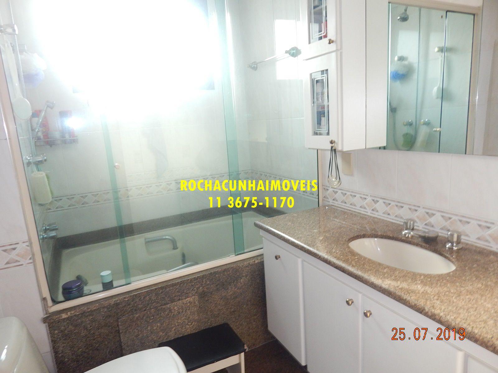 Apartamento Perdizes, São Paulo, SP Para Alugar, 4 Quartos, 173m² - LOCACAO0011 - 26