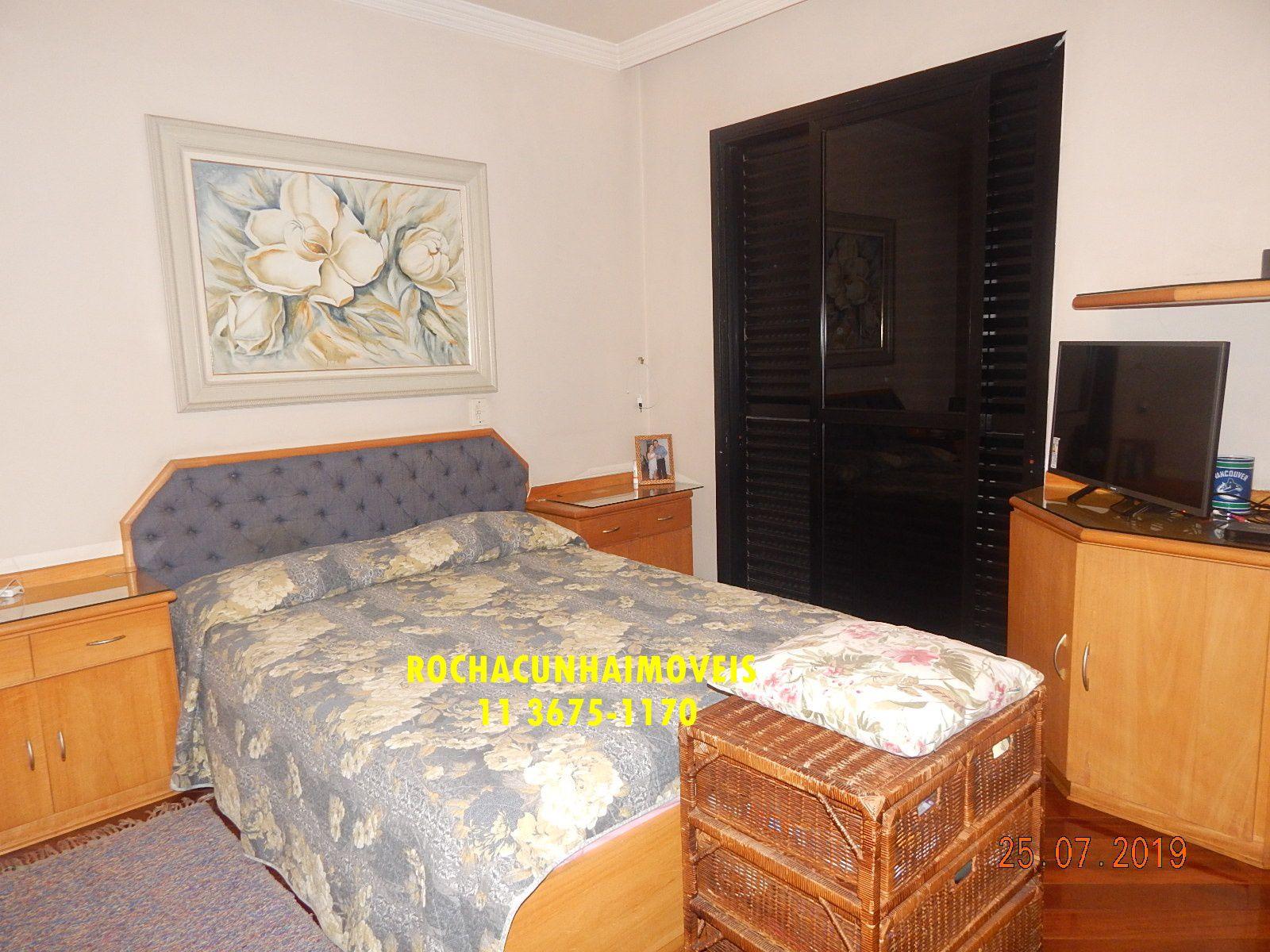 Apartamento Perdizes, São Paulo, SP Para Alugar, 4 Quartos, 173m² - LOCACAO0011 - 27