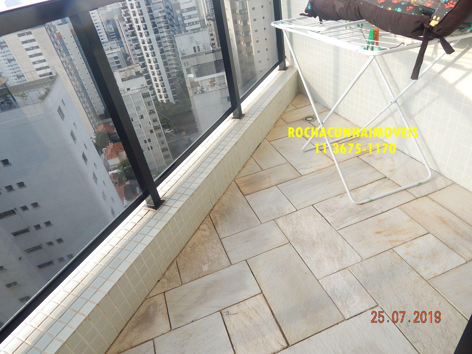 Apartamento Perdizes, São Paulo, SP Para Alugar, 4 Quartos, 173m² - LOCACAO0011 - 29