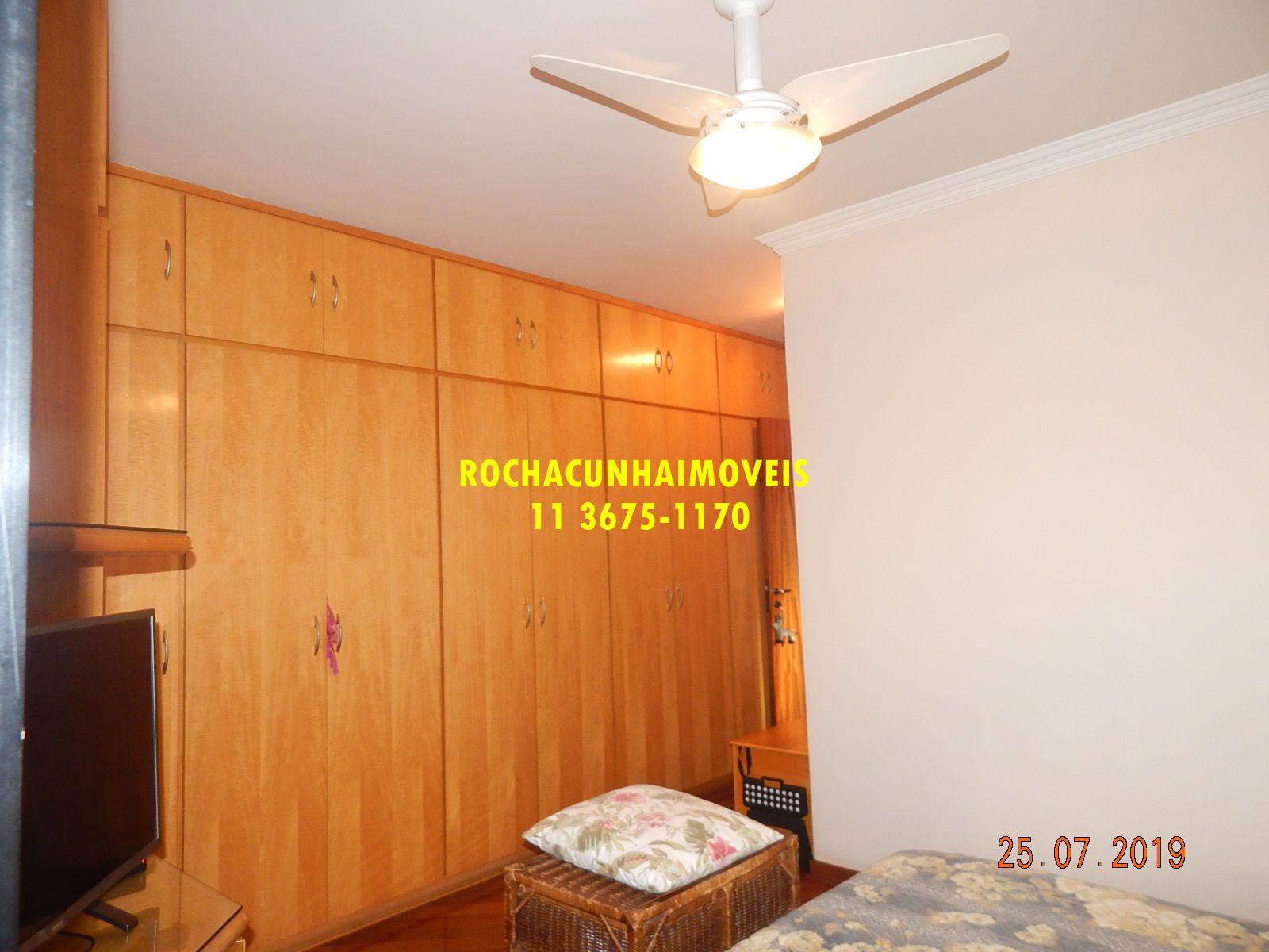 Apartamento Perdizes, São Paulo, SP Para Alugar, 4 Quartos, 173m² - LOCACAO0011 - 30