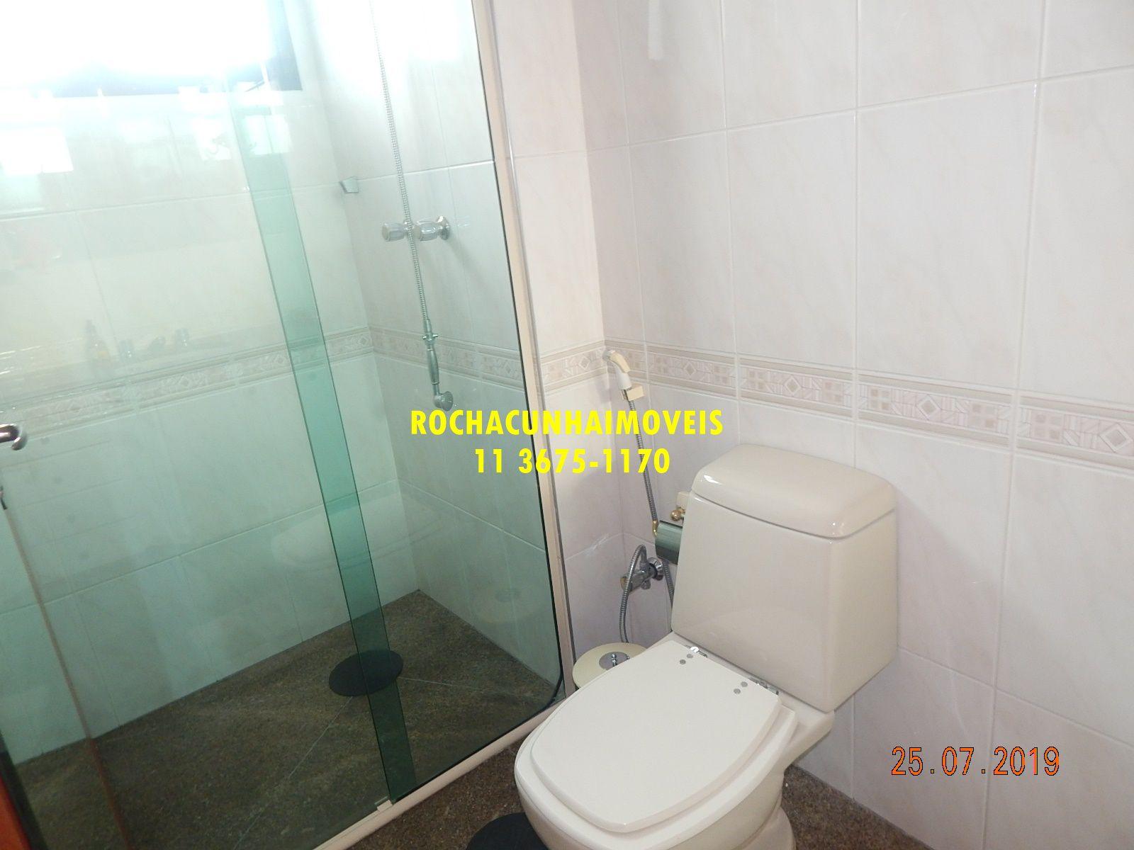 Apartamento Perdizes, São Paulo, SP Para Alugar, 4 Quartos, 173m² - LOCACAO0011 - 33