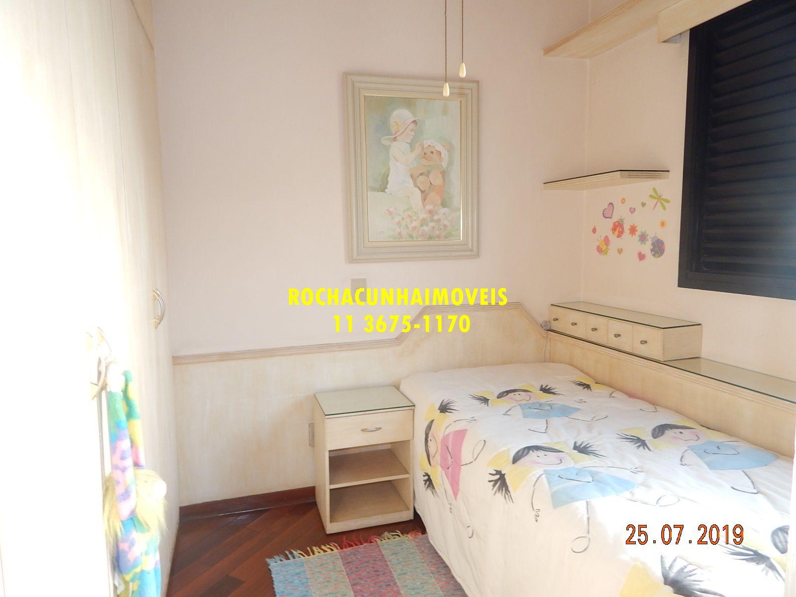 Apartamento Perdizes, São Paulo, SP Para Alugar, 4 Quartos, 173m² - LOCACAO0011 - 36