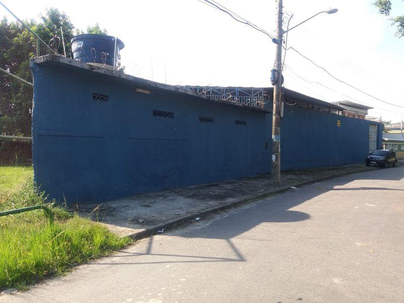 Ótimo Galpão em Bangu -Venda - 5-106 - 4