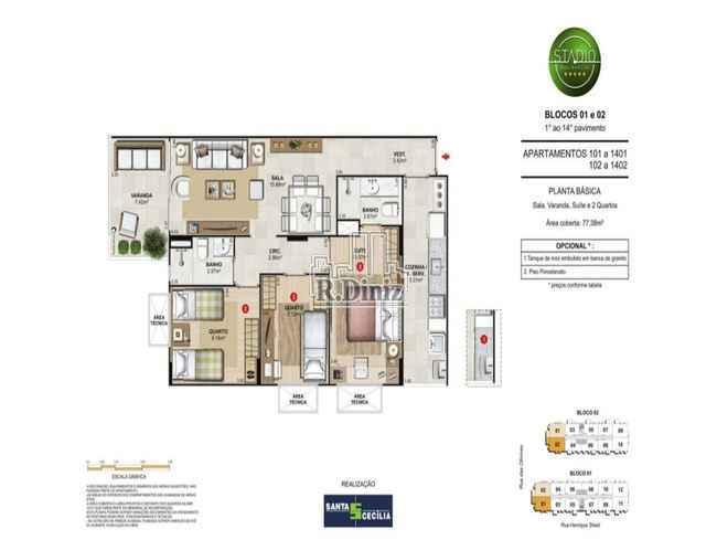 Imóvel Apartamento À VENDA, Engenho de Dentro, Rio de Janeiro, RJ - AP211001 - 25