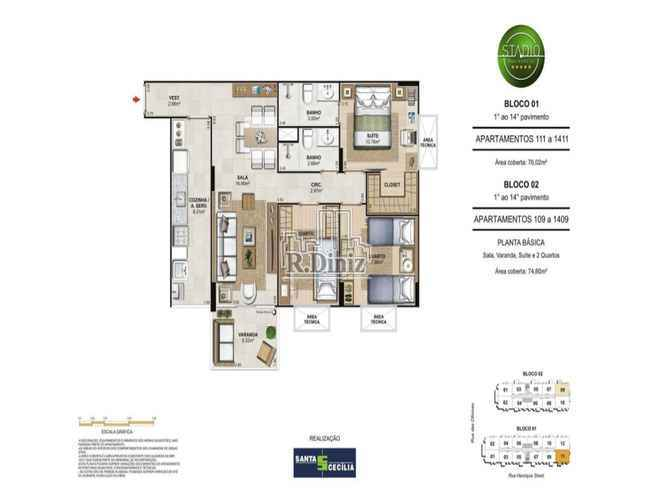 Imóvel Apartamento À VENDA, Engenho de Dentro, Rio de Janeiro, RJ - AP211001 - 27