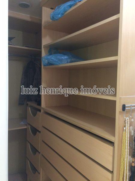 Apartamento para venda, 4 quartos em Funcionários - Belo Horizonte - MG. - A4-197 - 18