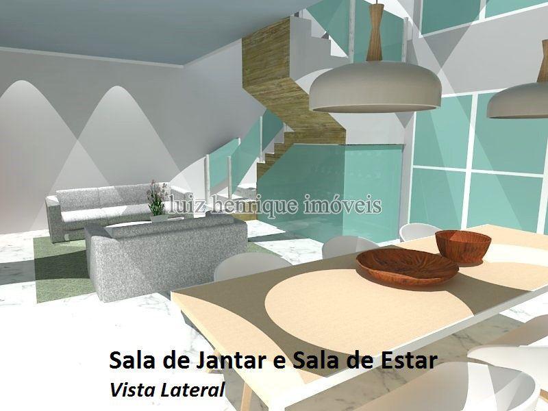 COBERTURA, 3 QUARTOS, SERRA, RUA RIBEIRO DE OLIVEIRA C3-37 - c3-37 - 12