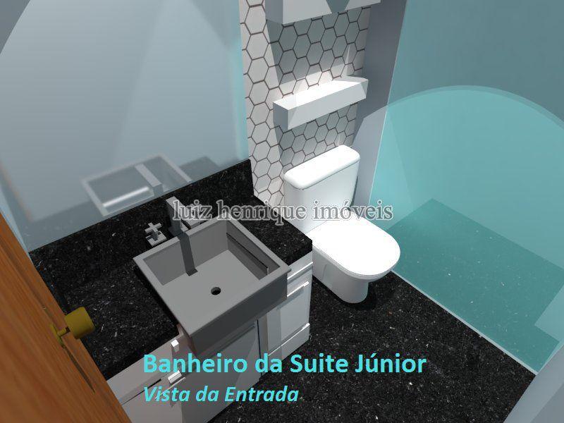 COBERTURA, 3 QUARTOS, SERRA, RUA RIBEIRO DE OLIVEIRA C3-37 - c3-37 - 21