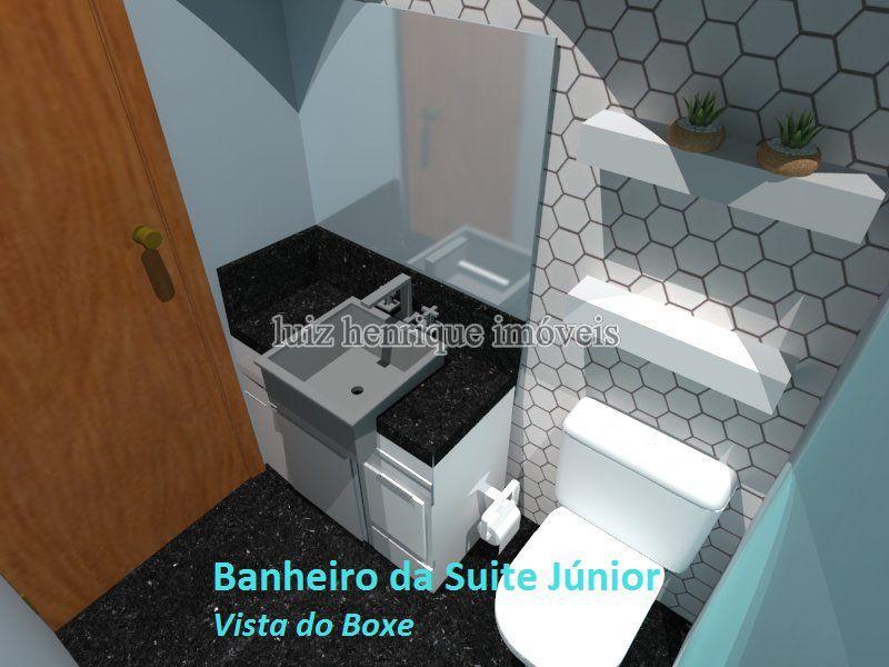 COBERTURA, 3 QUARTOS, SERRA, RUA RIBEIRO DE OLIVEIRA C3-37 - c3-37 - 22
