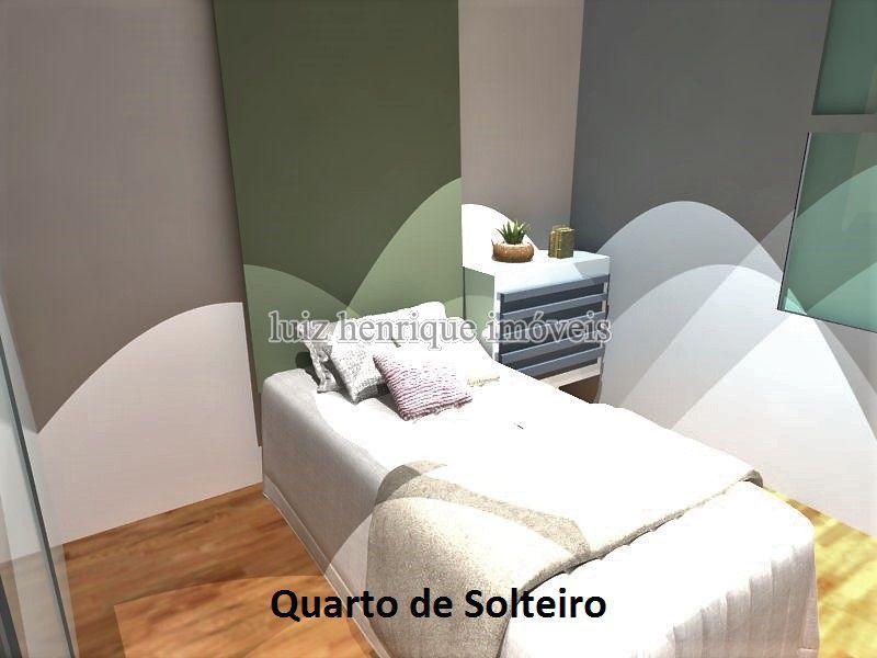 COBERTURA, 3 QUARTOS, SERRA, RUA RIBEIRO DE OLIVEIRA C3-37 - c3-37 - 23