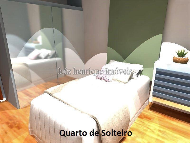 COBERTURA, 3 QUARTOS, SERRA, RUA RIBEIRO DE OLIVEIRA C3-37 - c3-37 - 24