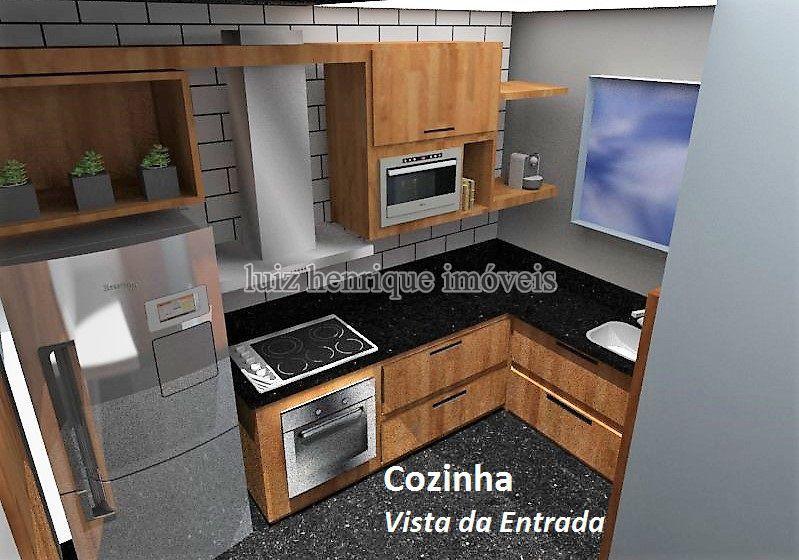 COBERTURA, 3 QUARTOS, SERRA, RUA RIBEIRO DE OLIVEIRA C3-37 - c3-37 - 25