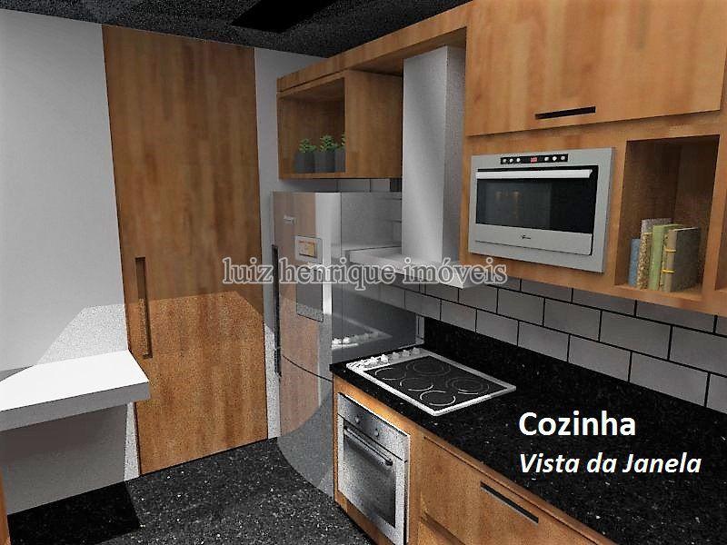 COBERTURA, 3 QUARTOS, SERRA, RUA RIBEIRO DE OLIVEIRA C3-37 - c3-37 - 26