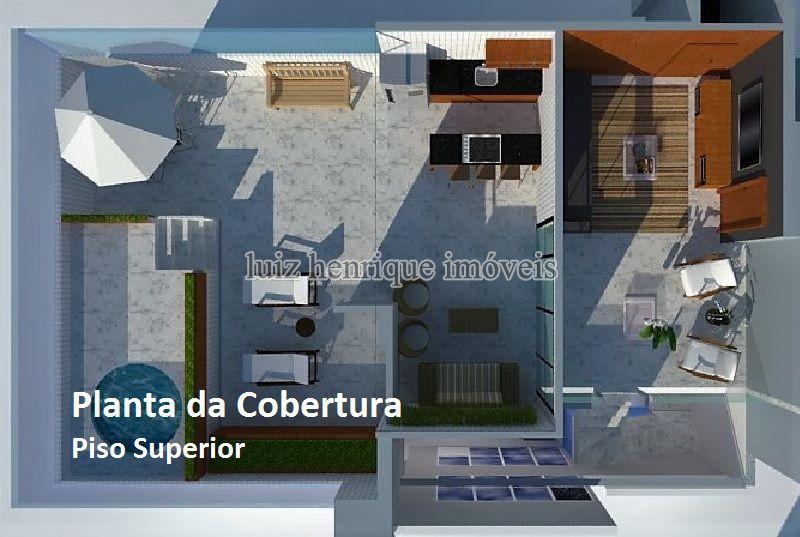 COBERTURA, 3 QUARTOS, SERRA, RUA RIBEIRO DE OLIVEIRA C3-37 - c3-37 - 29