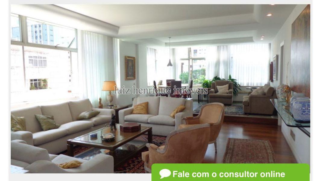 apartamento 4 QUARTOS LOURDES - A4-193 - 1
