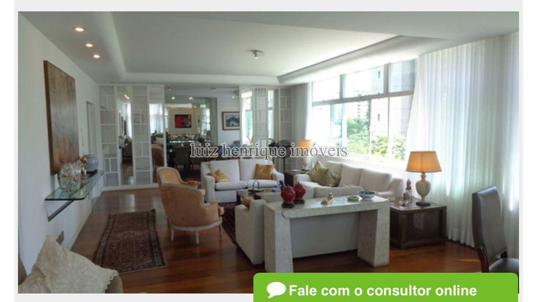 apartamento 4 QUARTOS LOURDES - A4-193 - 5
