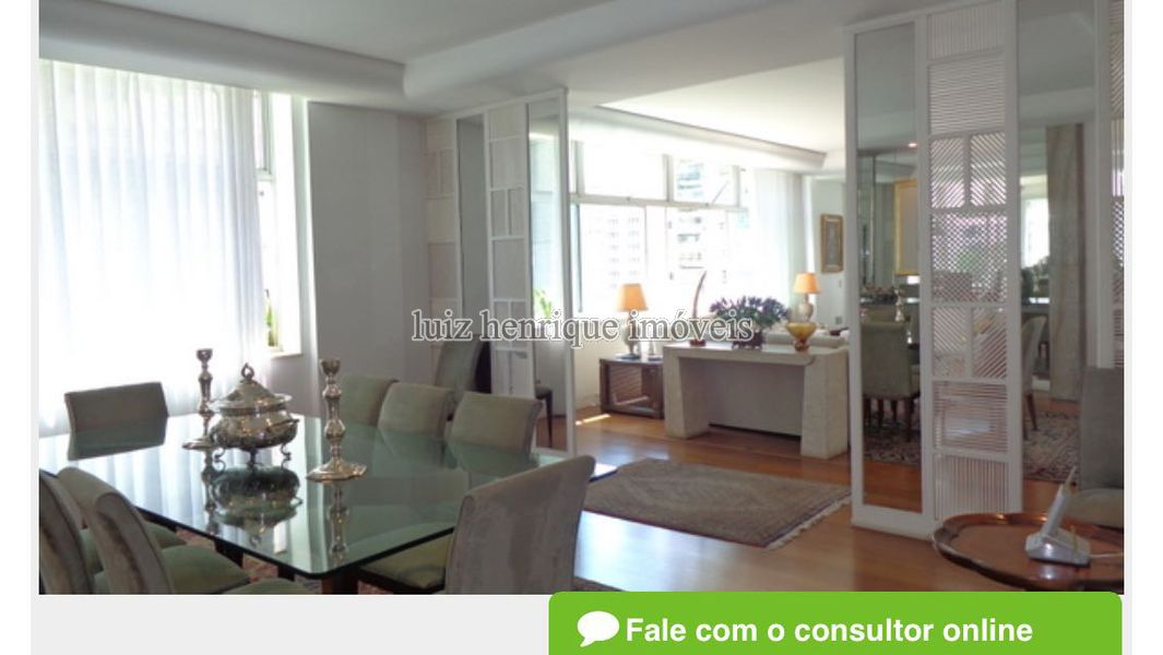 apartamento 4 QUARTOS LOURDES - A4-193 - 8