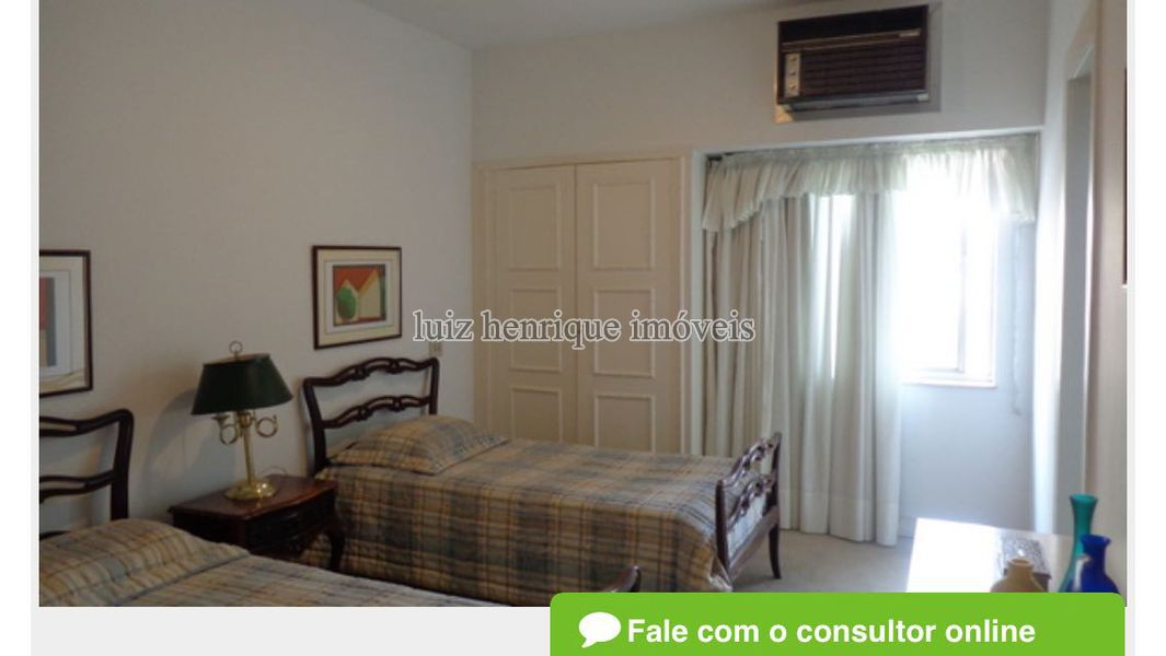 apartamento 4 QUARTOS LOURDES - A4-193 - 9