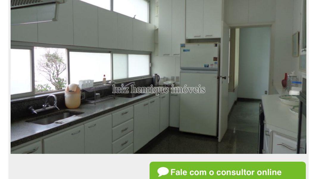 apartamento 4 QUARTOS LOURDES - A4-193 - 11