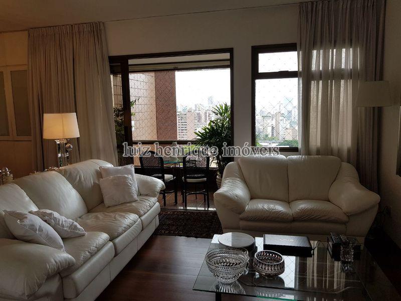 Apartamento Funcionários,Belo Horizonte,MG À Venda,3 Quartos,115m² - A3-132 - 1