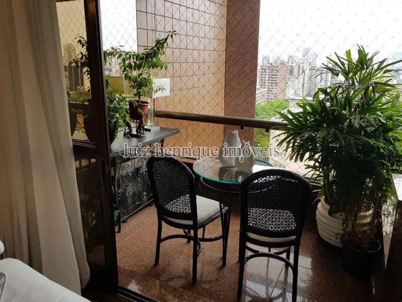 Apartamento Funcionários,Belo Horizonte,MG À Venda,3 Quartos,115m² - A3-132 - 7