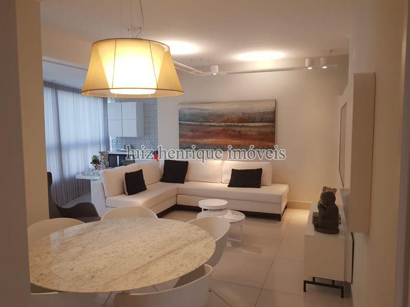 Apartamento Serra,Belo Horizonte,MG À Venda,3 Quartos,129m² - A3-136 - 3