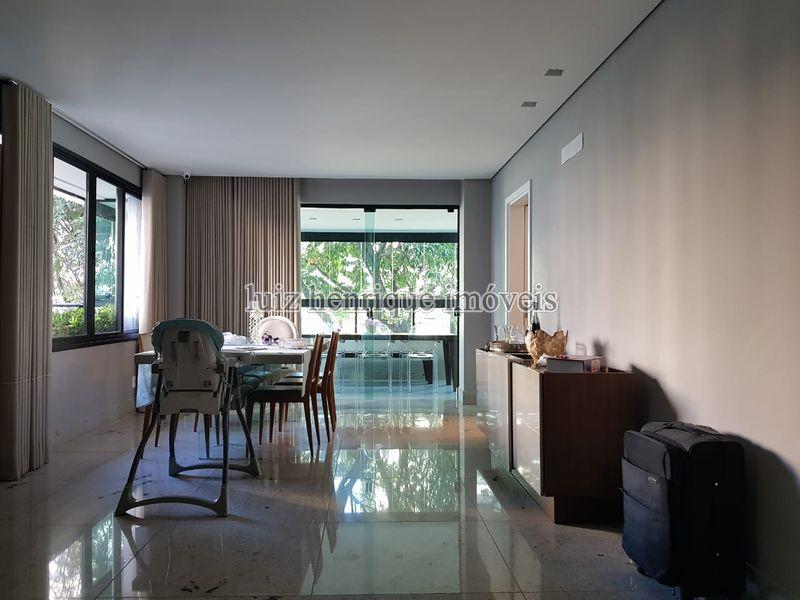 Apartamento Sion,Belo Horizonte,MG À Venda,4 Quartos,190m² - A4-225 - 4