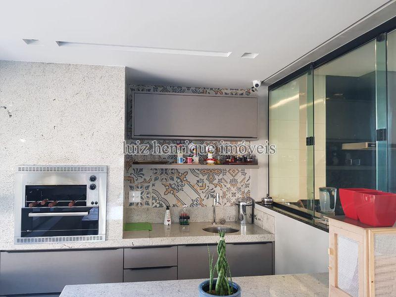 Apartamento Sion,Belo Horizonte,MG À Venda,4 Quartos,190m² - A4-225 - 7