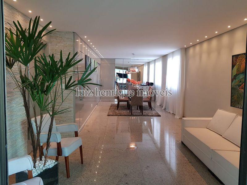 Apartamento Sion,Belo Horizonte,MG À Venda,4 Quartos,180m² - A4-227 - 1