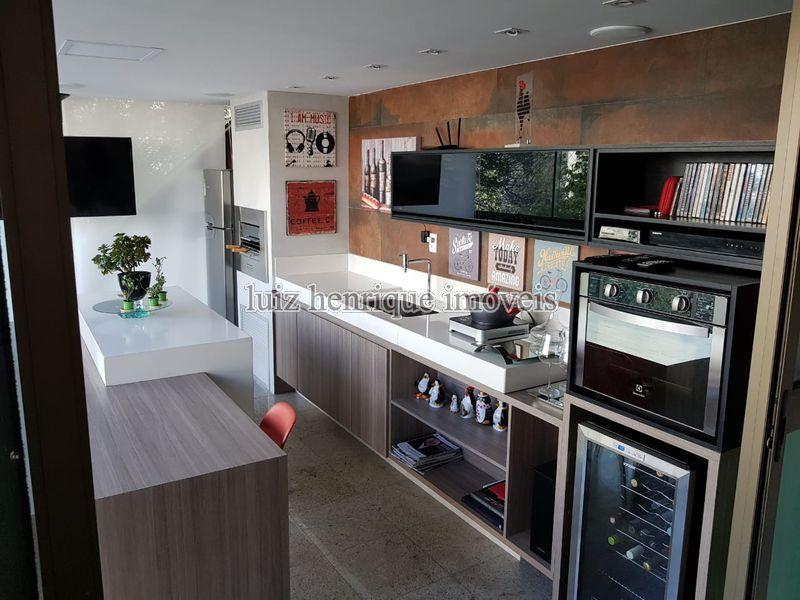 Apartamento Sion,Belo Horizonte,MG À Venda,4 Quartos,180m² - A4-227 - 5