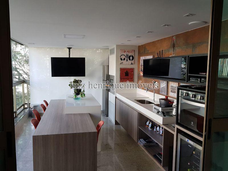Apartamento Sion,Belo Horizonte,MG À Venda,4 Quartos,180m² - A4-227 - 7