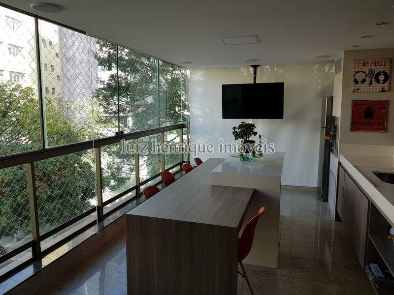 Apartamento Sion,Belo Horizonte,MG À Venda,4 Quartos,180m² - A4-227 - 9