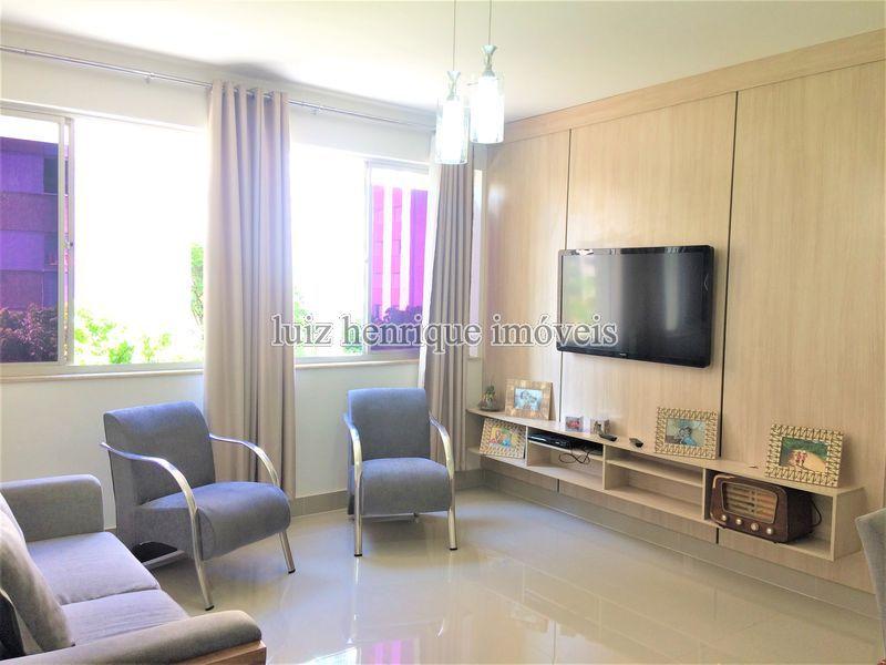 Apartamento Funcionários,Belo Horizonte,MG À Venda,3 Quartos,95m² - A3-142 - 3