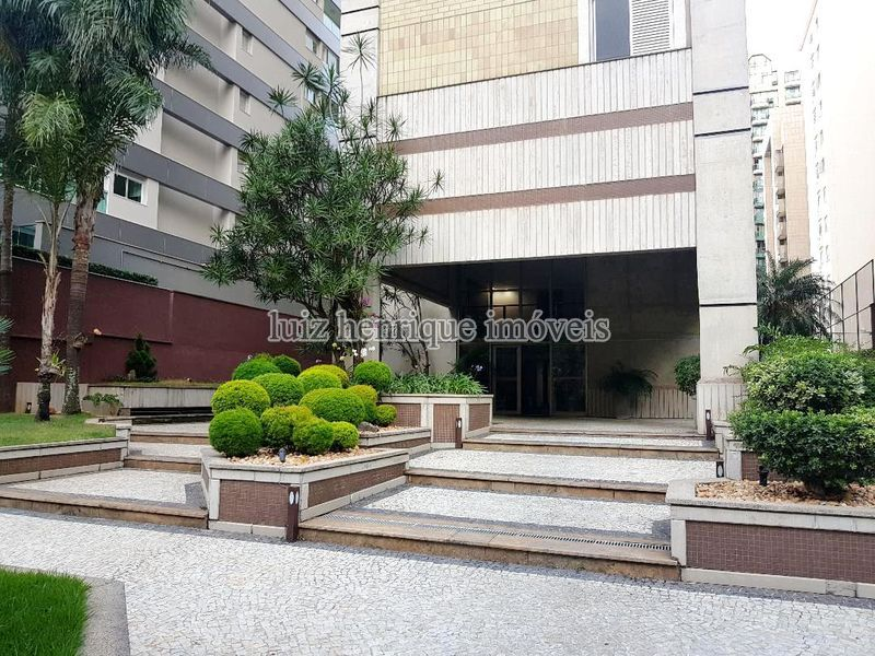 Apartamento 4 quartos a venda em frente ao Minas 1, no bairro de Lourdes - A4-230 - 1