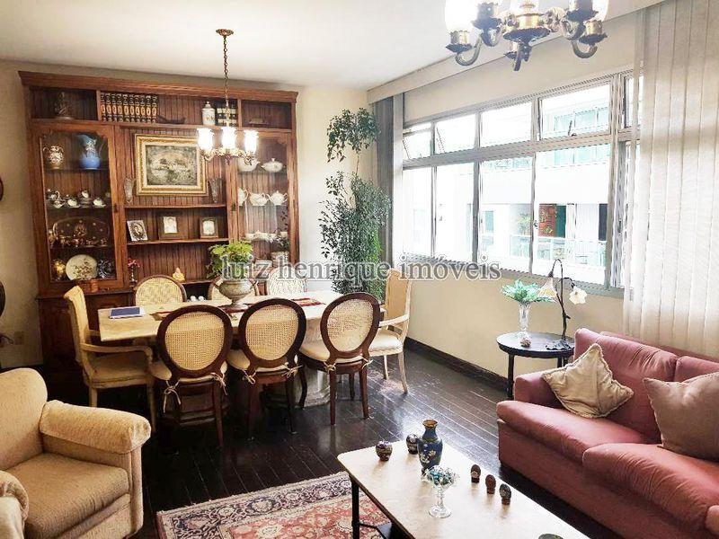 Apartamento 4 quartos a venda em frente ao Minas 1, no bairro de Lourdes - A4-230 - 8