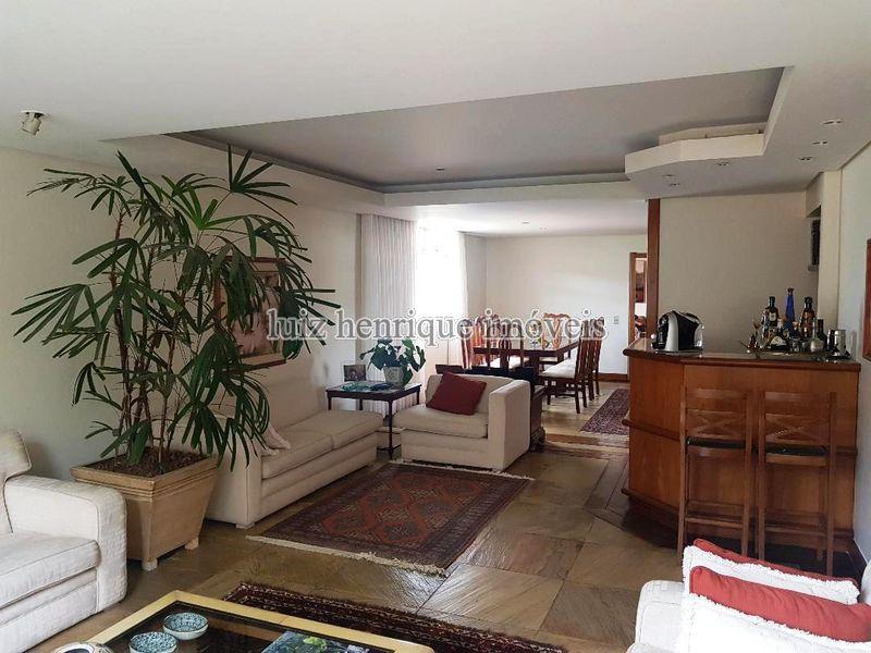 Apartamento Anchieta,Belo Horizonte,MG À Venda,3 Quartos,170m² - A3-146 - 1