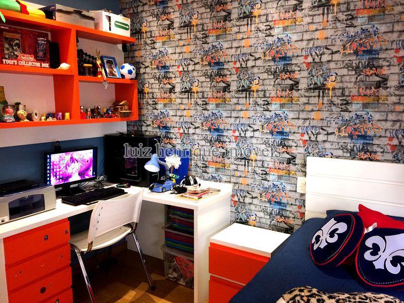 Apartamento Funcionários,Belo Horizonte,MG À Venda,4 Quartos,222m² - A4-231 - 25