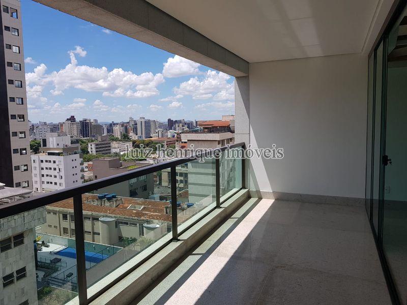 Apartamento Sion,Belo Horizonte,MG À Venda,4 Quartos,150m² - A4-233 - 4