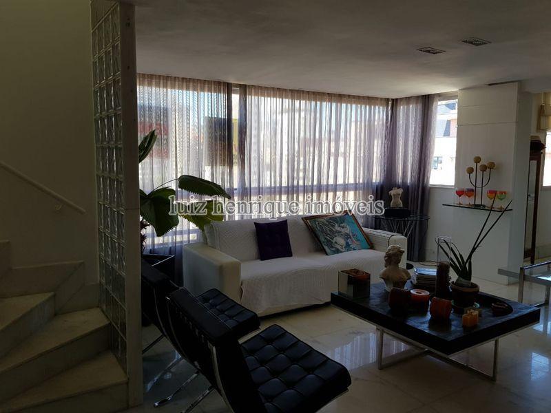 Cobertura Carmo,Belo Horizonte,MG À Venda,3 Quartos,210m² - C3-43 - 1