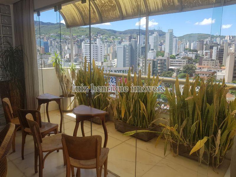 Cobertura Carmo,Belo Horizonte,MG À Venda,3 Quartos,210m² - C3-43 - 24