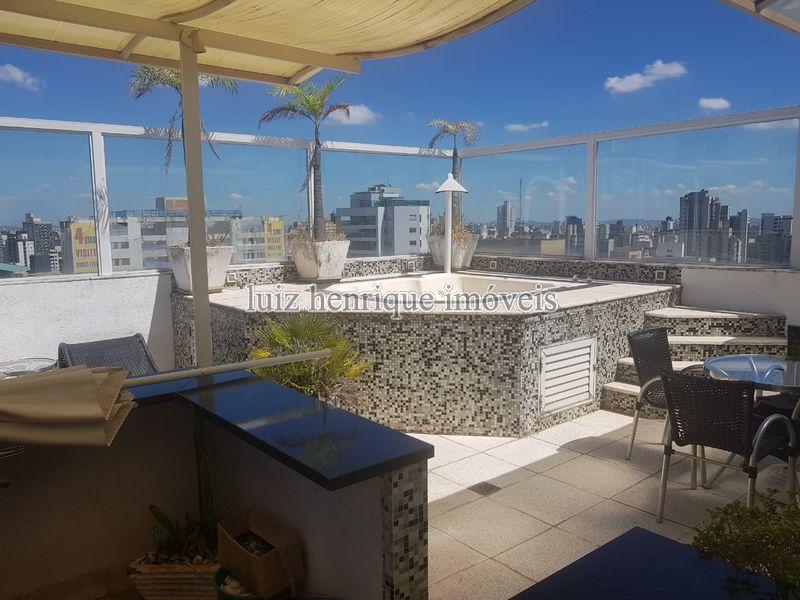 Cobertura Carmo,Belo Horizonte,MG À Venda,3 Quartos,210m² - C3-43 - 37
