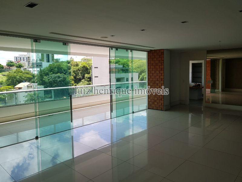 Apartamento Santa Lúcia,Belo Horizonte,MG À Venda,4 Quartos,236m² - A4-235 - 1
