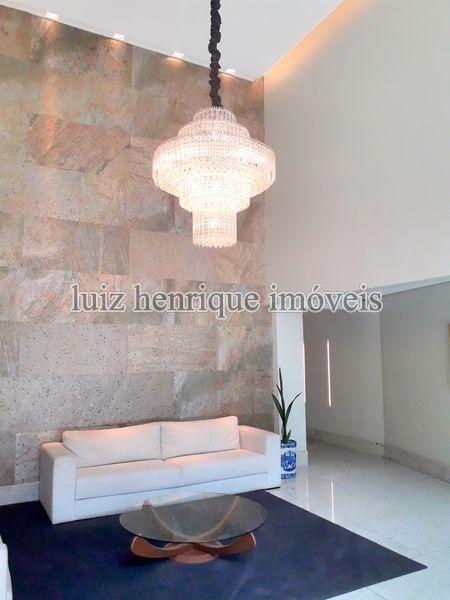 hall do edifício - Cobertura alto luxo 2qtos Lourdes - frente ao Fasano - C2-44 - 3
