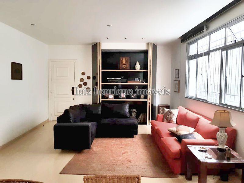 Apartamento Funcionários,Belo Horizonte,MG À Venda,4 Quartos,160m² - A4-236 - 1