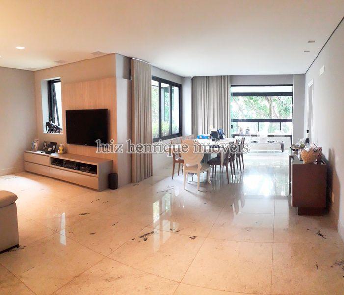Apartamento Sion,Belo Horizonte,MG À Venda,4 Quartos,190m² - A4-225 - 1