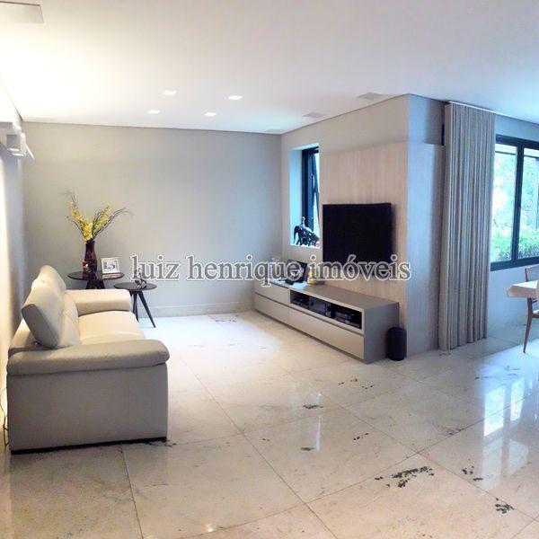Apartamento Sion,Belo Horizonte,MG À Venda,4 Quartos,190m² - A4-225 - 3