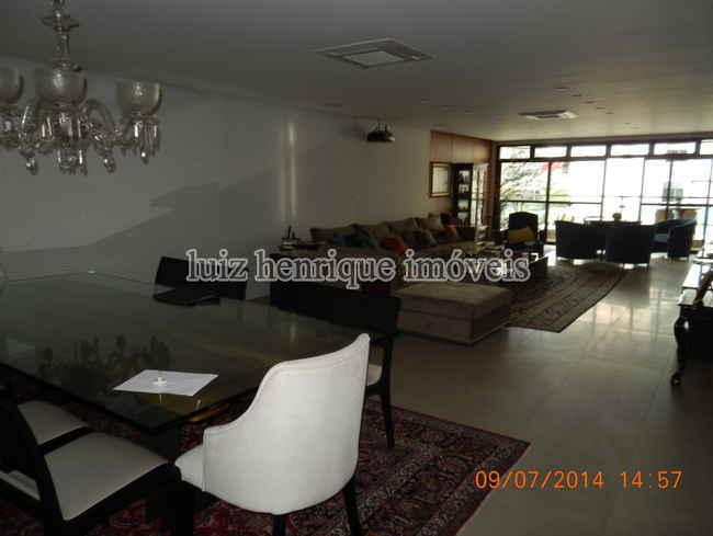 Apartamento Lourdes,Belo Horizonte,MG À Venda,5 Quartos - A5-2 - 10