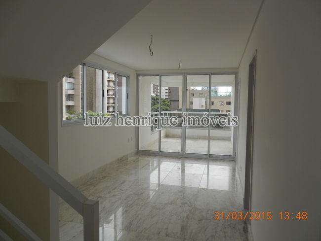 cobertura, 4 quartos com vista maravilhosa, rua plana - C4-13 - 1