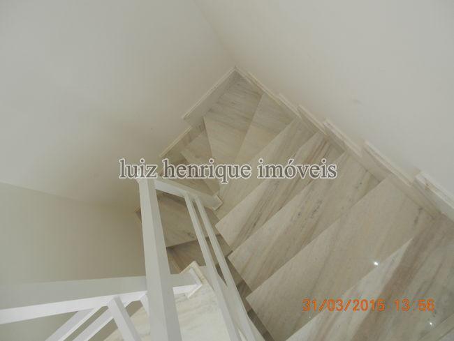 cobertura, 4 quartos com vista maravilhosa, rua plana - C4-13 - 29